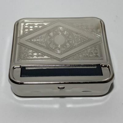 Машинка для самокруток Silver (автомат, 70мм)